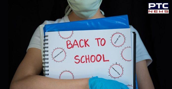 Chandigarh school reopen