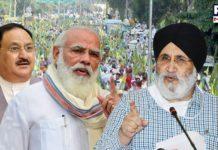 Unfortunate that PM Modi and JP Nadda referred farmers' protest as 'bicholiyon ka sangharsh': SAD