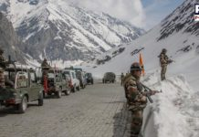 China says India returns soldier who strayed across Ladakh border