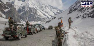 China says India returns soldier who strayed across Ladakh border