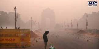 Delhi air quality remains in 'poor' zone for 5th consecutive day