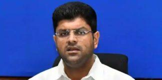Deputy CM Dushyant Chautala infected with Coronavirus