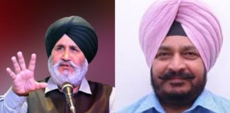 Sack Dharamsot immediately from the Cabinet and book him for sacrilege : Dr Daljit Singh Cheema