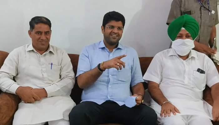 Deputy CM Dushyant