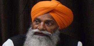 Farmers Union President Gurnam Singh Chadhuni