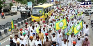 Punjab Bandh: Statewide dharnas bring life to standstill | Farmers protest