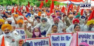 All India Kisan Sangharsh Coordination Committee Meeting in Delhi for 2 days