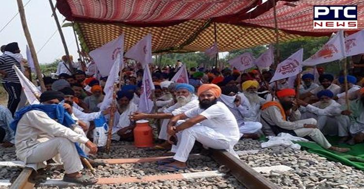 Farm laws 2020: Railway said no decision taken on resumption of goods train services in Punjab (goods trains) amid Rail Roko agitation.