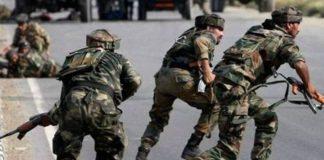 Five CRPF jawans injured in terrorists attack in Jammu Kashmir