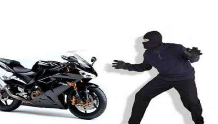 Five members of motorcycle thief gang arrested