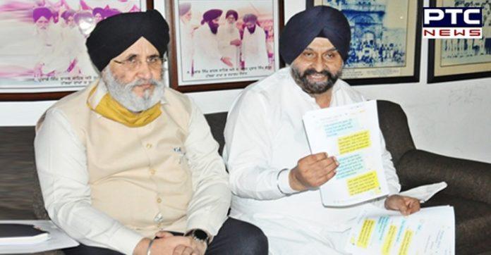 SAD demands CBI inquiry into food grain scam