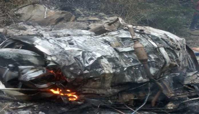 Chamba Road accident