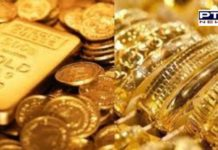 Gold recovered 2 passengers from Dubai at Rajasansi Airport