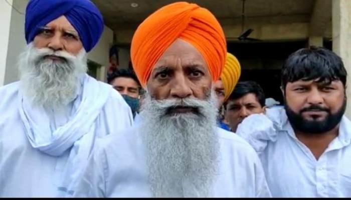 Farmer Leader Gurnam Singh Chadhuni