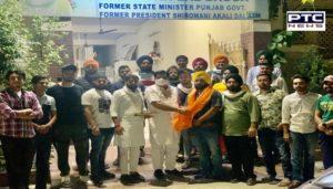 kheti-ordinance-bill-2020 ,Gurpreet singh bhullar Bjp salem Tabri mandal join SAD