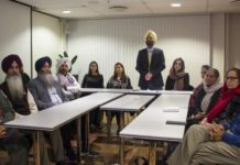 Norwegian Sikh community thanks Harsimrat Badal for getting discriminatory practices against them reversed