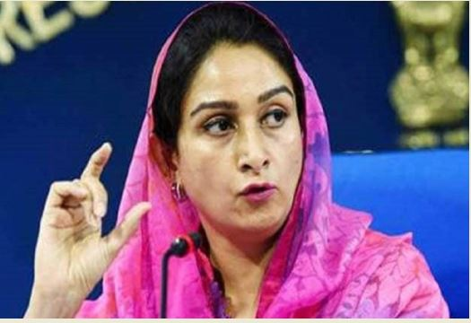 Farm laws 2020: After Punjab Farmers meeting with Centre ended with no outcome, Harsimrat Kaur Badal said government let down farmers again.