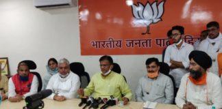 Haryana BJP President OP Dhankar on Farm Laws