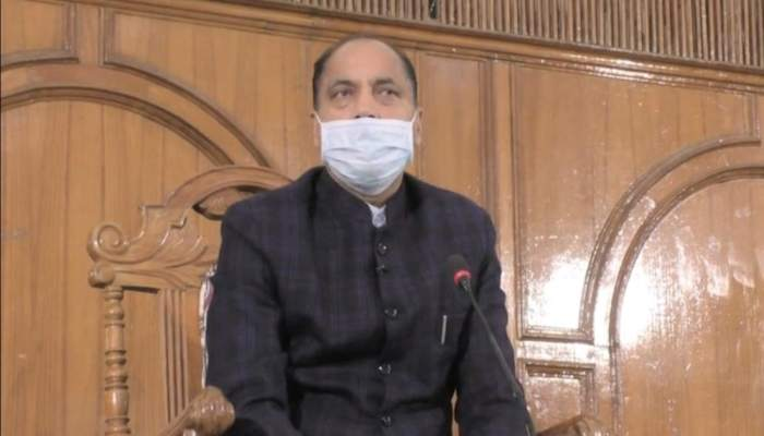 COVID-19: Himachal Pradesh CM Jai Ram Thakur said state government decided to enforce five days of office and sixth-day work from home.