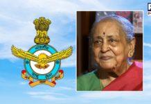 IAF woman officer