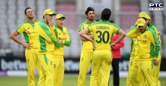Australia names 18-man squad for ODI and T20I series against India