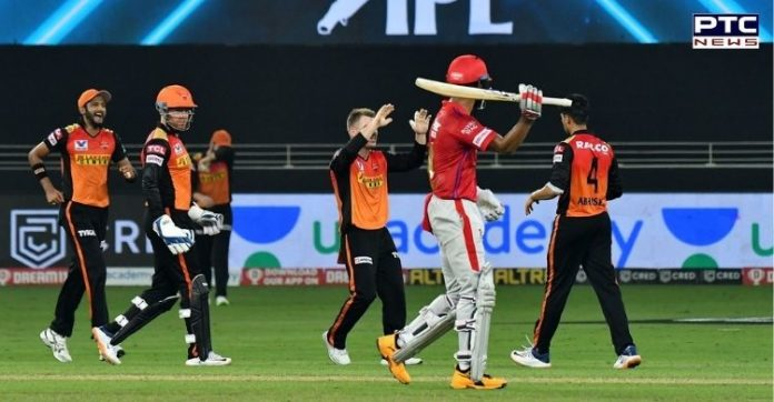 Nicholas Pooran's 17-ball fifty goes in vain as SRH beats KXIP by 69 runs