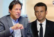 Teacher Killing: French president encouraged Islamophobia, says Imran Khan