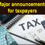 Deadline for filing returns by individual taxpayers for FY2019-20 extended