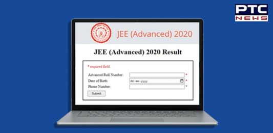 JEE Advanced Result 2020 declared; check toppers list here
