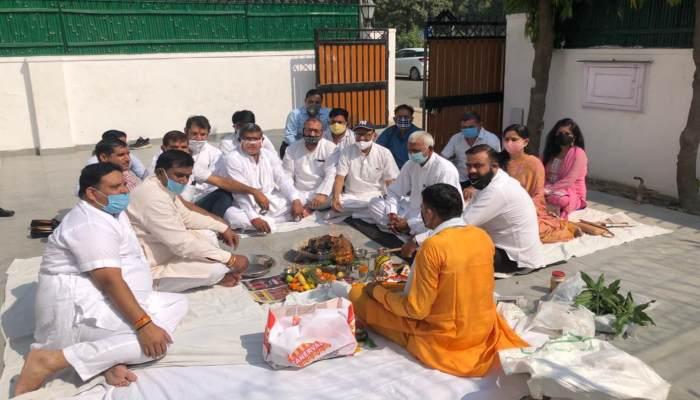 JJP meeting in Gohana