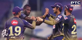 Rahul Tripathi shines as KKR beats CSK by 10 runs