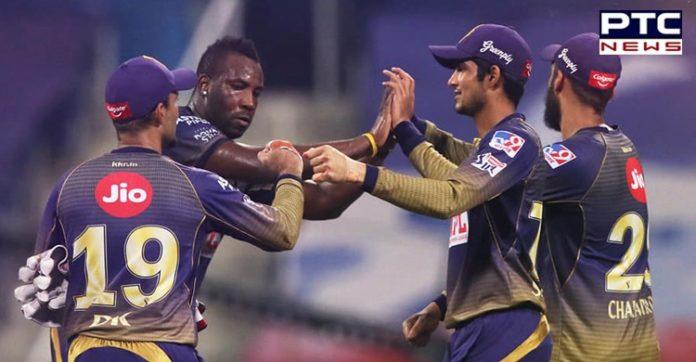 Rahul Tripathi shines as KKR beats CSK by 10 runs