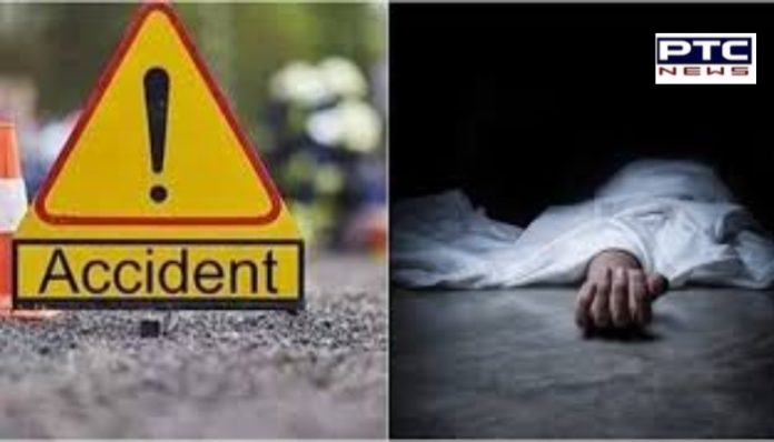 Road accident in Kapurthala, 6 killed including 3 members of the same family