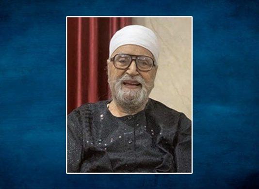Kesar Singh Narula, father of Bollywood singer Dr. Jaspinder Narula, no more