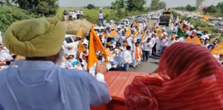 Kisan March | Harsimrat Kaur Badal says govt still has chance