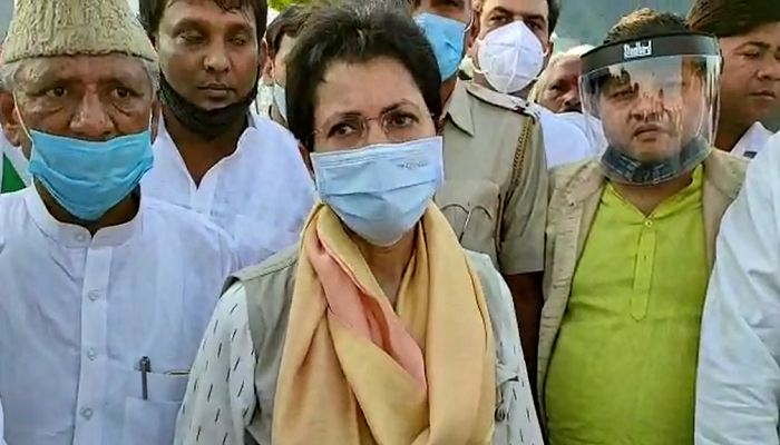 Kumari Selja on Rahul Gandhi's Haryana Tour Haryana News