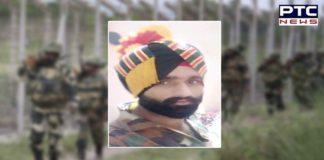 Punjab CM announces ex-gratia for family member of Lance Naik Karnail Singh
