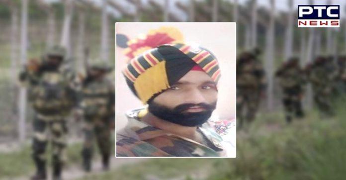 Punjab CM announces ex-gratia for family member of Lance Naik Karnail Singh