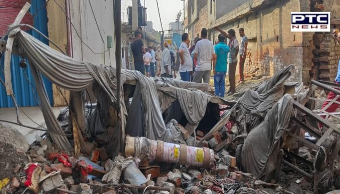Boiler explodes at Ludhiana's Eddie Dyeing Factory, 4 seriously injured