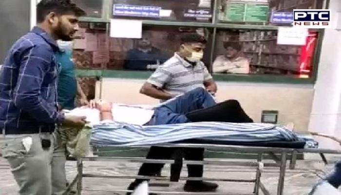 Road accident Congress MLA Harjot Kamal from Moga, Admitted to the Hospital