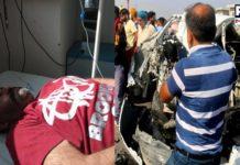 Congress MLA Sushil Rinku injured in road accident in Nawanshahr