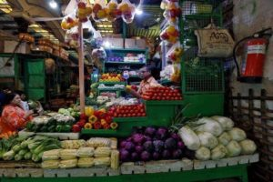 Kerala's MSP for fruits and vegetables