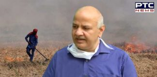 Manish Sisodia on Delhi Air Quality amid stubble burning