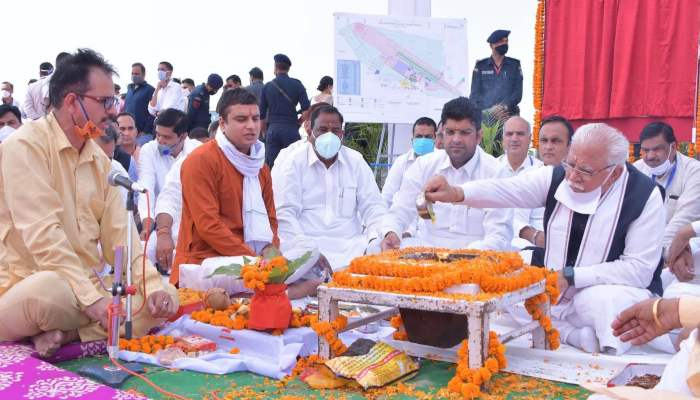 Haryana Govt One Year
