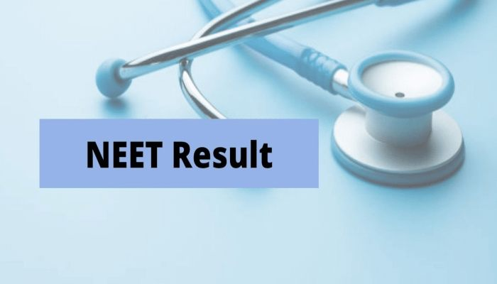 NEET result 2020