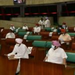 Agri Bills in Punjab Vidhan Sabha