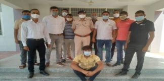Most wanted and kingpin of dreaded 'Kashi' gang arrested