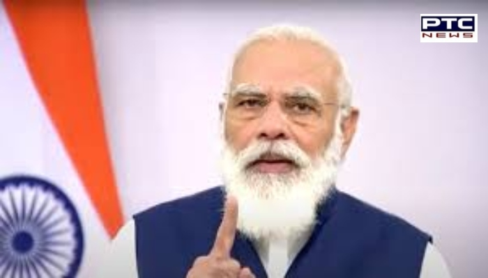 Delhi: PM Narendra Modi during Annual Convocation of Delhi IIT, said that the COVID-19 pandemic has taught us a lot.