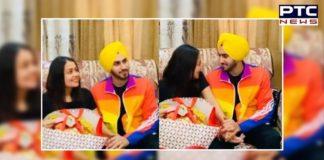 Neha Kakkar shares video from her 'Roka' ceremony