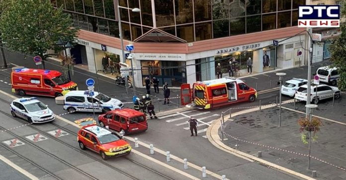 Nice Attack: Two dead, several injured in knife attack in France church